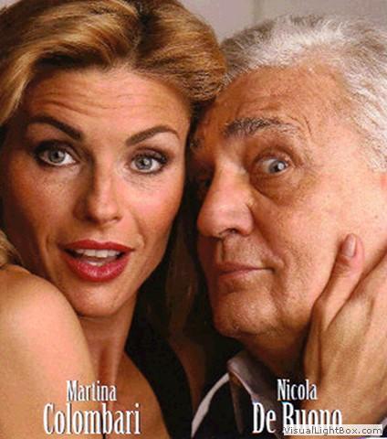 Martina Colombari e Nicola De Buono